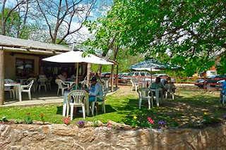 Resto bar de Posada El Durazno